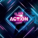 LIL RAW ACTION Cover ART Front