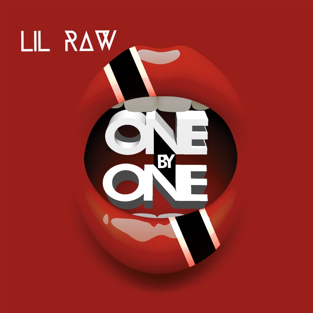 LIL RAW ONE BY ONE COVER FINAL